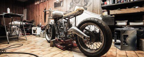 Hoe voorkom je diefstal aan je motor?