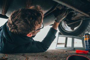 radiateur auto vervangen