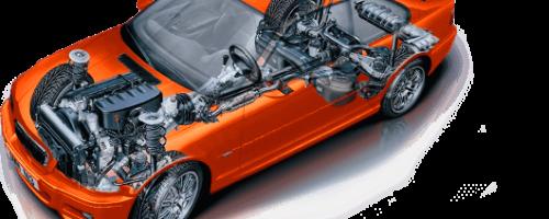 Goede kwaliteit BMW e 39 onderdelen