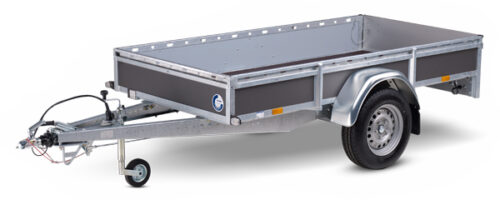 Extra laadruimte nodig? Huur of koop een bagagewagen