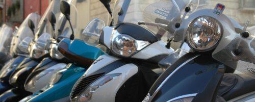 De voordelen van een motorscooter